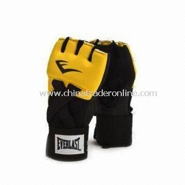 Neoprene Boxing Gloves with Logo, Used for Fight Training or Competition