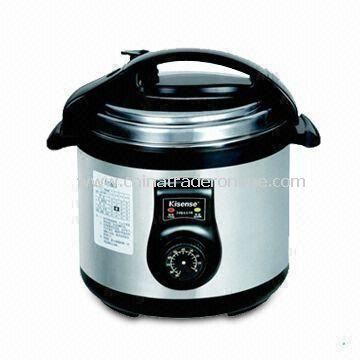 Multifunctional Electric Pressure Cooker, 800W Power