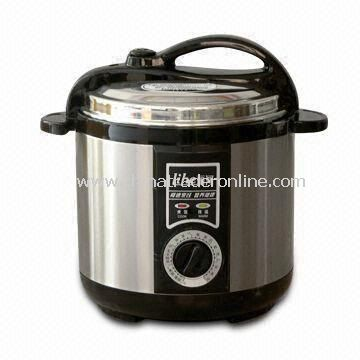 Multiple Electrical Pressure Cooker with Warm-keeping Functions