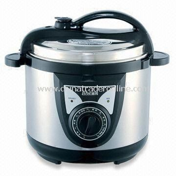 Multiple Intelligent Electrical Pressure Cooker, Small and Exquisite Design