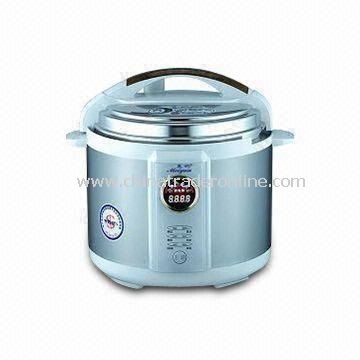 Pressure Cooker, Fashionable Design, Convenient to Use