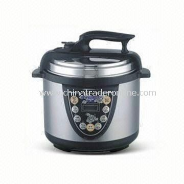 Pressure Cooker, Suitable for Household Use, Made of Stainless Steel