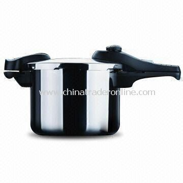 Stainless Steel Pressure Cooker, Available in Capacity of 30 to 90L