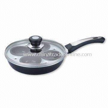 Egg Poacher with 1.8 to 4mm Thickness, Measures 16/20cm