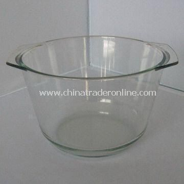 Glass Casserole, Microwave Oven, Refrigerator and Dish Washer Safe