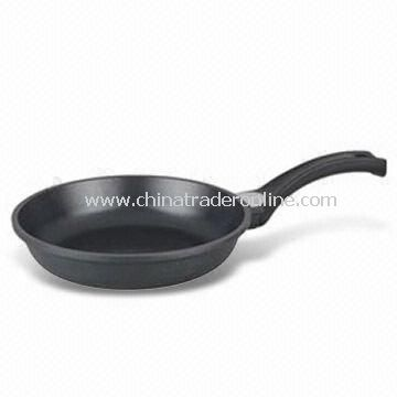 Non-stick Fry Pan, Made of Aluminum Alloy, Convenient to Use and Clean