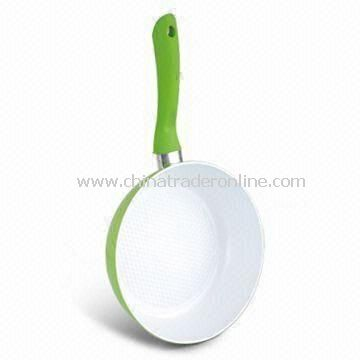 Press Aluminum Frying Pan, Non-stick fry pan; stamping aluminium fry pan