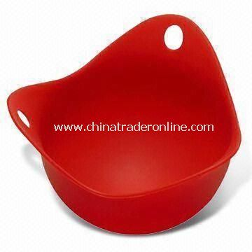 Silicone Egg Cooking Holder, Available in Assorted Color, FDA Certified from China