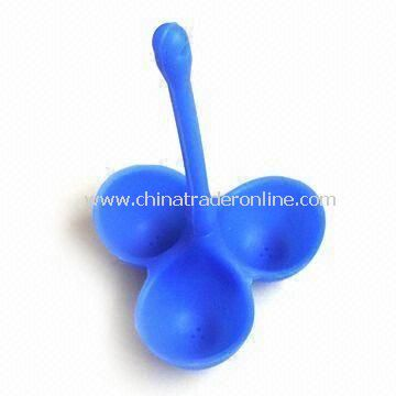 Silicone Egg Poacher, Available in Various Colors, Safe to Use from China