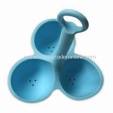 Silicone Egg Ring with High Heat Resistance, Various Colors and Sizes are Available