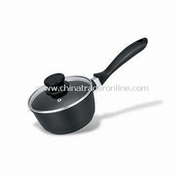 16cm Sauce Pan, Measures 16 x 8.0cm, Available in Thickness of 2.0 to 4.3mm from China