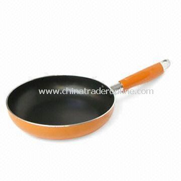 Saute Pan, Non-Stick Coating, Corrosion Resistant, Made of Aluminum
