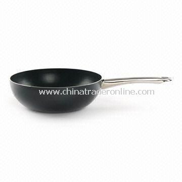 Saute Pan, Non-stick Coating, Easy to Clean