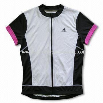 Bike Sports Wear/T-shirt, Bicycle Wear, Cycle Wear, Moisture Wicking, OEM Order Manufacturer from China