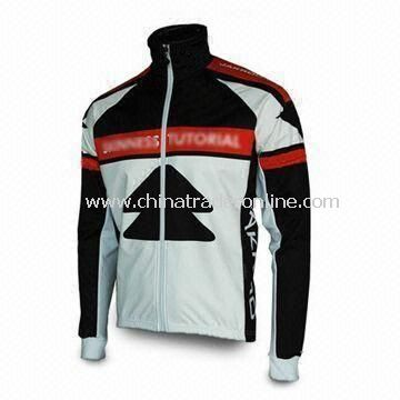 Cycling Jersey/Sports Wear, Customized Sizes and Colors are Welcome, OEM Orders are Provided