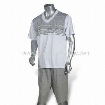 Mens Sportswear, Made of Single Jersey