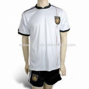 Soccer Jersey, Used as Sports Wear, Available in Various Colors, Made of 100% Polyester
