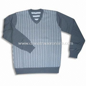 100% Cotton Womens Sweater
