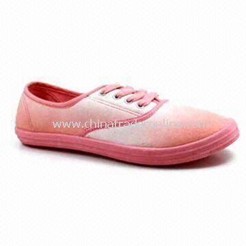 Womens Canvas Shoes, Fashionable Design, Various Colors and Sizes are Available