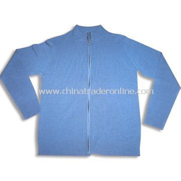 Womens Sweater, Made of 100% Soft Acrylic, Available in Blue