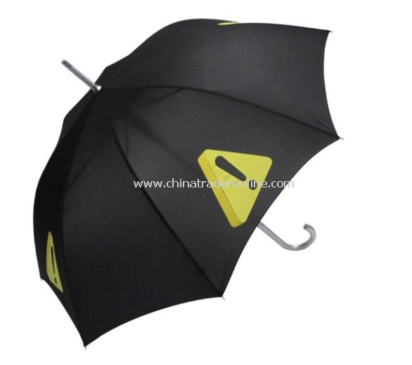 Silk Screen Printing Aluminum Shaft Promotional Umbrella from China