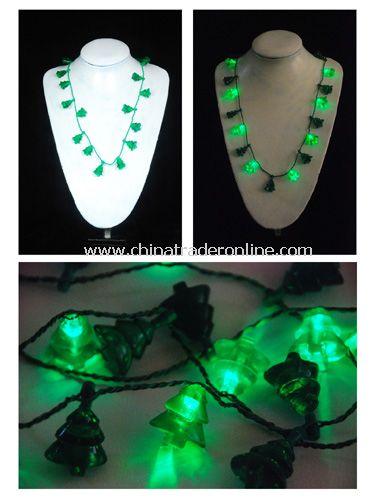Christmas Flashing Necklace
