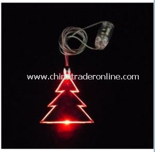 Flashing Christmas Gift - Necklace
