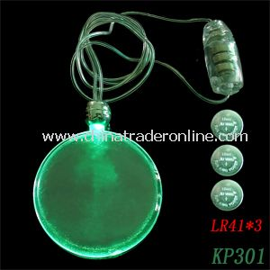 Flashing Magnetic Necklace from China