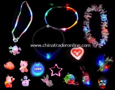 Flashing Necklace & Lanyards