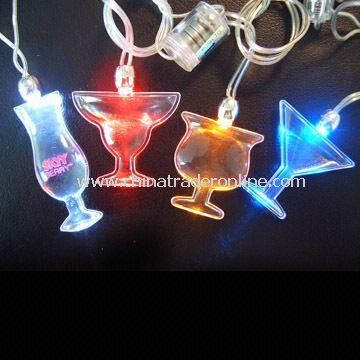 Flashing Necklace, Ornament