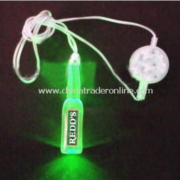 Flashing Necklace Light with 40cm Length