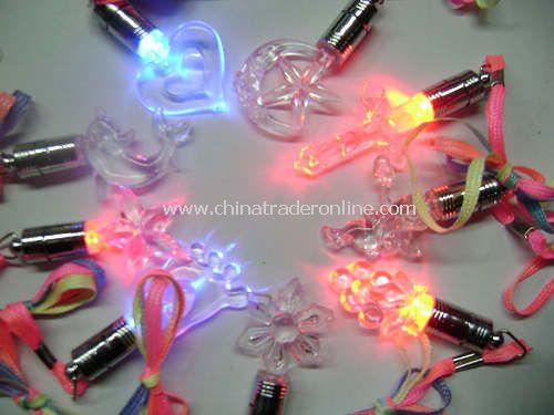 LED Pendant LED Flashing Necklace Flashing Jewelry