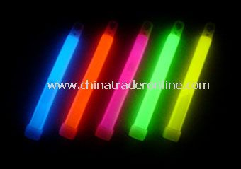 12 Hour 6 inch Safety Glow Sticks