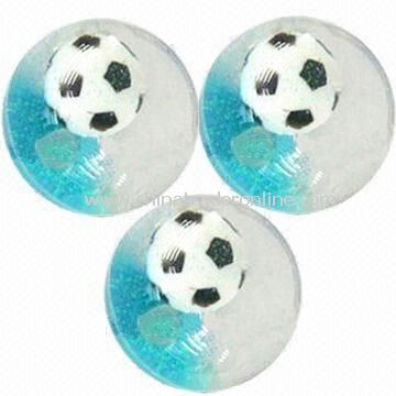 Bounce balls, made of TPU rubber