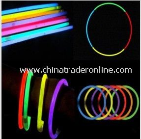 Multi Color Glow Stick Light Bracelets Party Fun