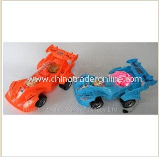 Flash Car Toy Candy