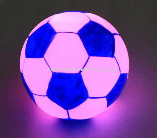 Fooball LED Flashing Toy