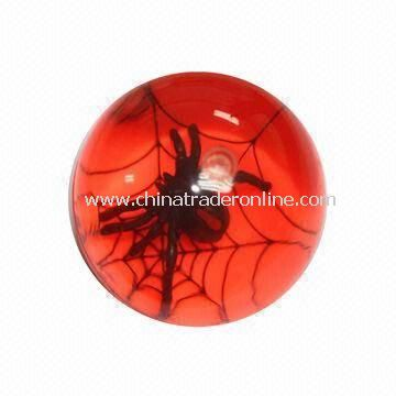 TPU spider water bounce balls, customized specifications are accepted