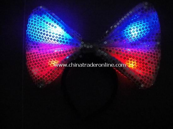 Flashing Sequence Bow