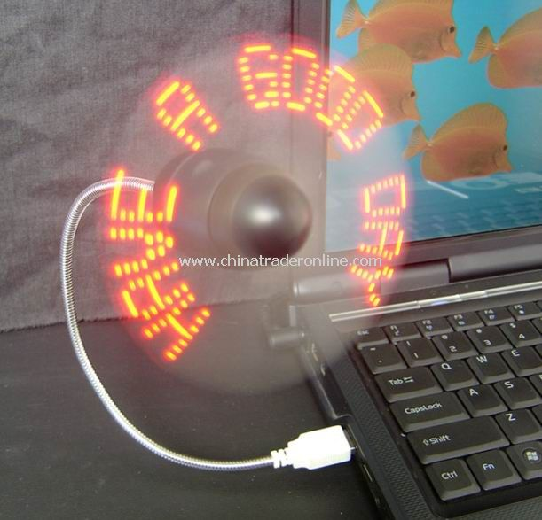 LED Message Fan from China