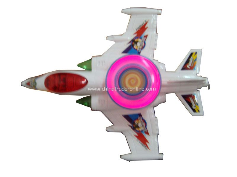 Pull Line Flash Fighter Toy Candy