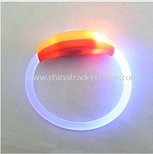 Trading Business Ideas Plastic LED Glow Light Bracelet