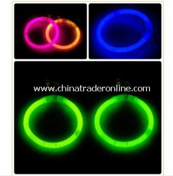 2013 charming Christmas gifts---Glow Earrings