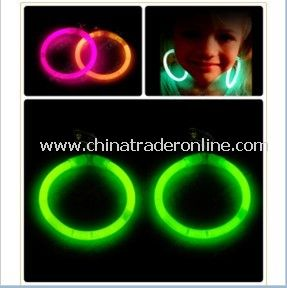 Foilbag Glow Earring from China