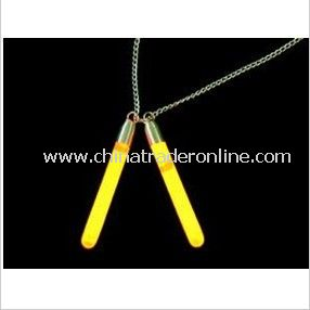 Glow Necklace Pendant