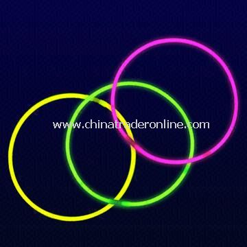 Glowing Necklace, 22-inch Glow Stick, for Party Jewelry Decorations