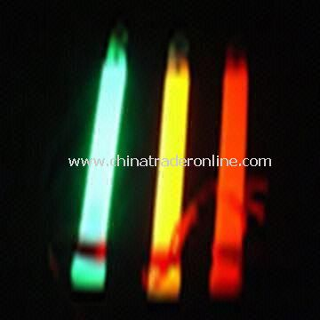 Light Sticks, Customized Specifications Accepted, EN71- and ASTM F963-marked