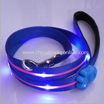 New Arrival 2012 Hotsale Flash LED Pet Collar, Suitable for Dog from China