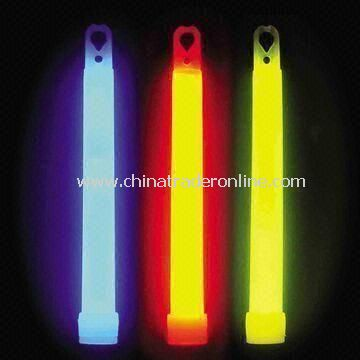Novelty Lights/Glowing Sticks, Ideal for Promotional Gifts, OEM Orders are Accepted