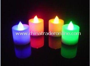 Flashing Candle